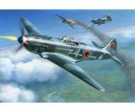 1:72 WWII Yak-3 Soviet Fighter