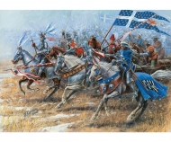 1:72 French Knights and Cavalry