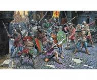 1:72 French Infantry 100 Years War WA