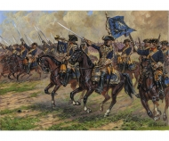 1:72 Swedish Dragoons 17-18th cty