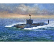 "1:72 Nuclear Submarine ""Yuri Dolgorukij"""