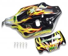 1:10 Kaross. Stormracer Pro m. Deko