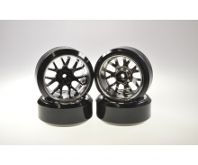 1:10 Drift Räderset H-Fi, W Sp.sch.chr4