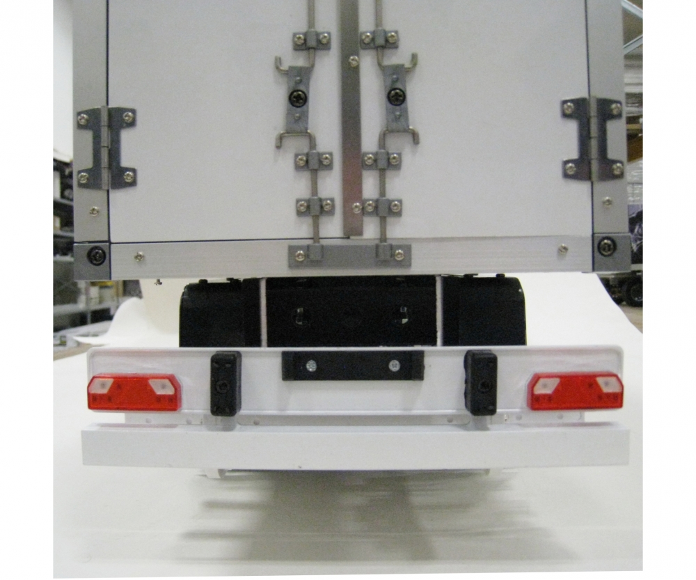 1:14 Rear Bumper (Euro)T-Reefer Semi-Tr