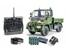 1:12 Unimog U300 green 100% RTR 2.4G