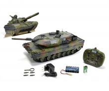 1/16 Leopard 2A5, 2,4 GHz 100% RTR