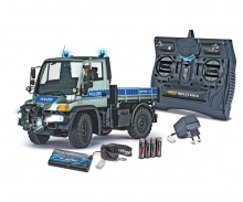 1:12 MB Unimog U300 Polizei 2.4G 100%RTR