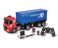 1:20 MB Arocs w.Container 2.4G 100% RTR