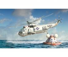 "1:72 SH-3 Sea King ""APOLLO""RECOVERY"""