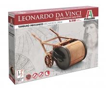 ITALERI Leonardo da Vinci Mechanische Trommel