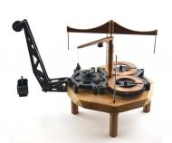 IT L.DaVinci Flying Pendulum Clock
