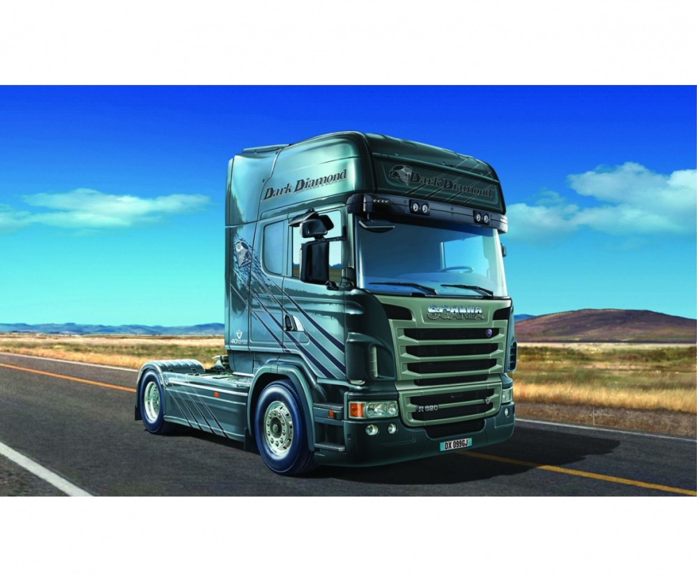 Bien connu 1:24 SCANIA R620 V8 New R Series - Truck/Trailers/Accessories 1:24  XM72