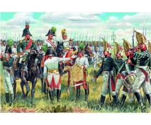 1:72 Austrian & Russian General Staff