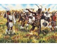 1:72 Zulu Wars: ZULU WARRIORS