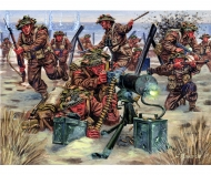1:72 WW2 Britische Infanterie