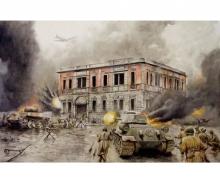 1:72 Szenario-Set Schlacht um Berlin 194