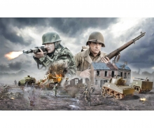 1:72 Operation Cobra 1944