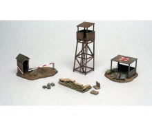 1:72 Battlefield Buildings