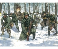 1:72 WWII U.S. Infantry Winter Uniform