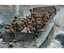 1:35 Figure-Set U.S. Infantry on Board