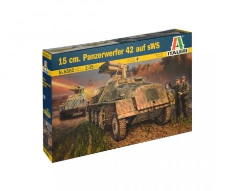 1:35 15cm Panzerwerfer 42 auf SWS