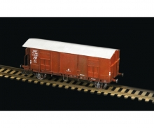 1:87 FREIGHT CAR F with Brakeman's Cab