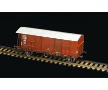 1:87 Güterwagen F mit Bremserhaus