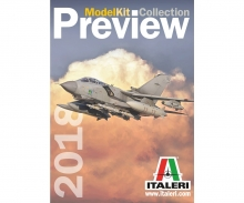 ITALERI Model Preview 2018 (EN/IT)