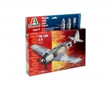 1:72 FW 190 A-8 / F-8 Model Set