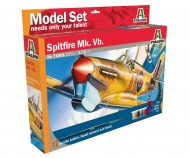 ITALERI RAF Spitfire Mk.Vb. Model Set