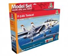 ITALERI F-14A Tomcat Model Set