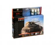 1:72 M4A1 Sherman WoT