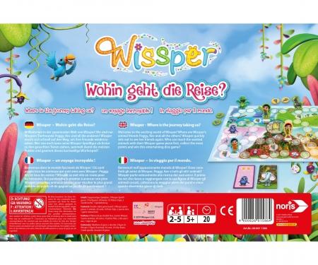 Wissper - The grand journey