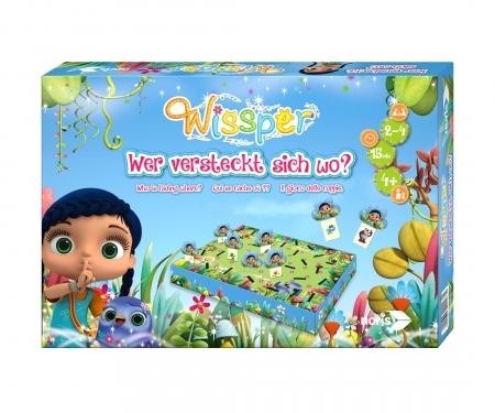 Wissper - Where are you hiding?