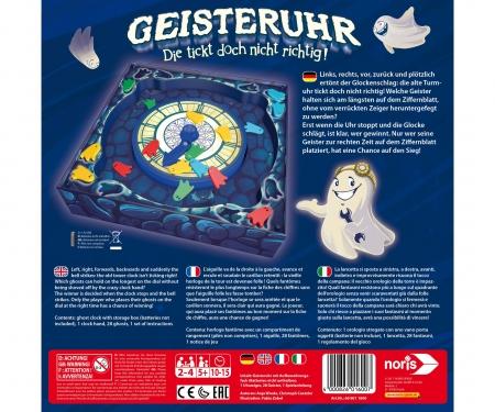 Ghost Clock