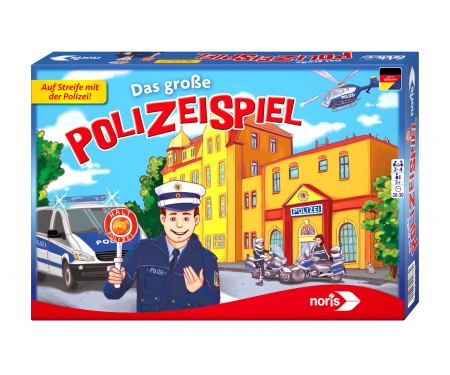 The big police game