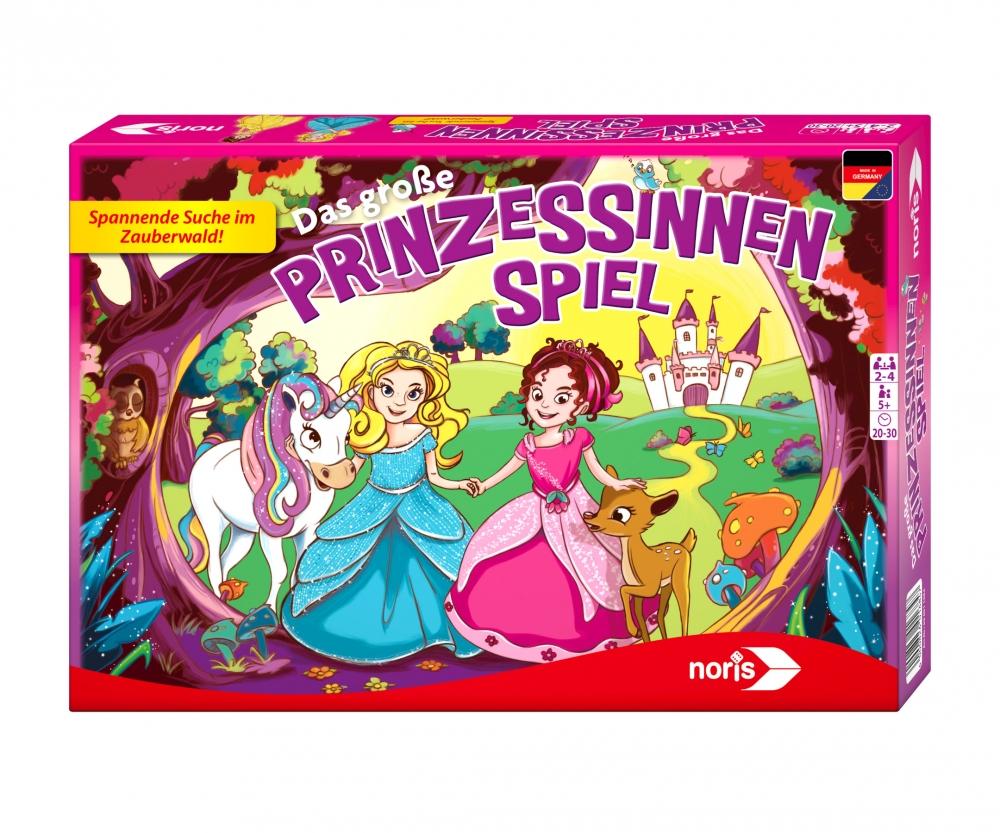 Prinzessinnenspiele