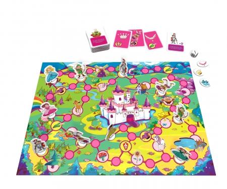The big princess game