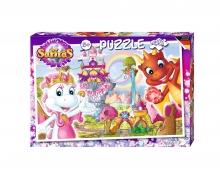 Safiras - Tara and Draki Puzzle 48pcs.