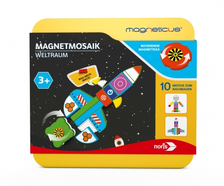 Magneticus Magnetic Mosaic - Space