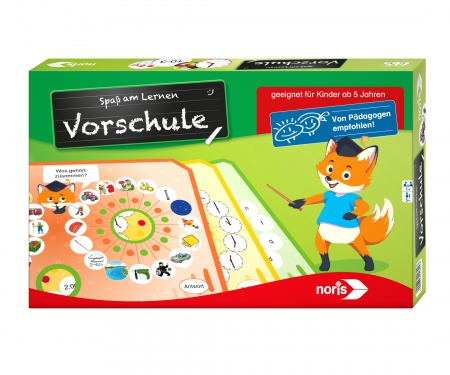 Fun with learning - Preschool