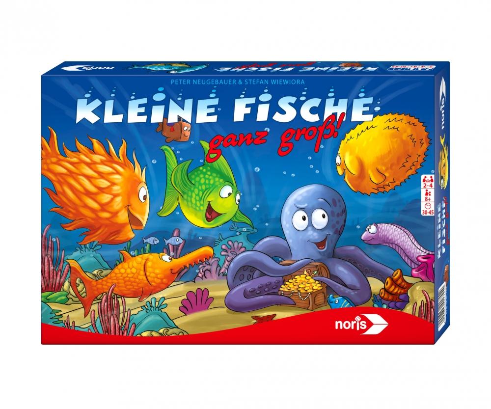 Kleine fische ganz gro familienspiele spiele shop for Kleine fische
