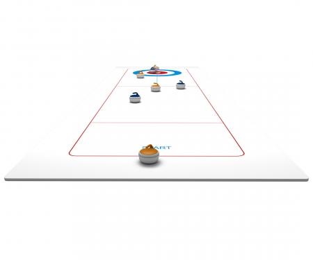 Tisch - Curling