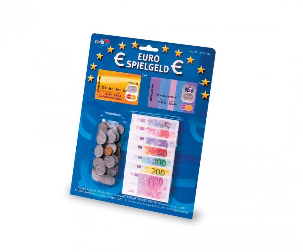 Euro Spielgeld Scheine Münzen Zubehör Shopnoris Spielede