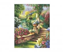 Jardin paradisiaque