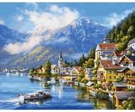 Le lac Hallstatt