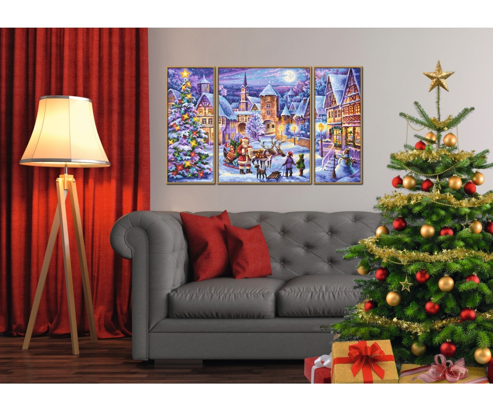 Weihnachtsbilder Profil.White Christmas Christmas Paintings Design Groups Shop