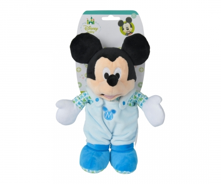 Disney Mickey Baby Plush 28cm - Babies / Small Children - Themes ...