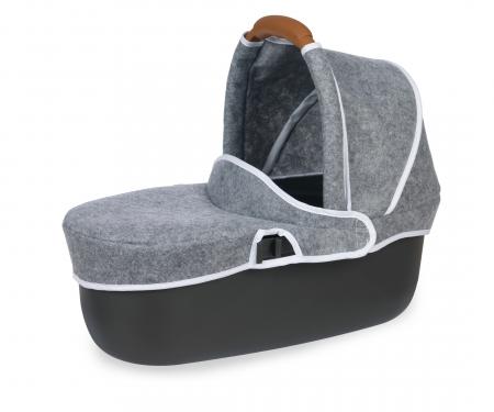 Quinny 3in1 Doll Pram grey