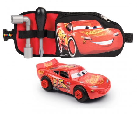 Cars Tool Belt with Lightning McQueen